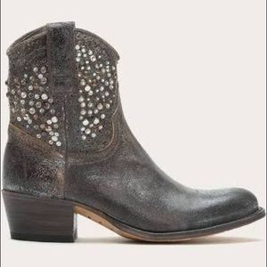 Frye Deborah Studded booties New